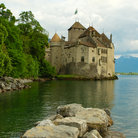 Picture - Chateau de Chillon.