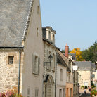 Picture - A street in Langeais.