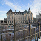 Picture - The Fairmont Chateau Laurier in Ottawa.