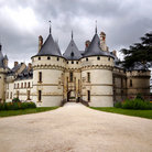 Picture - Cloudy skies over Chateau de Chaumont in Chaumont sur Loire.