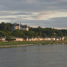 Picture - The village of Chaumont-sur-Loire.