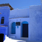 Picture - Turkish bath in Chefchaouen.
