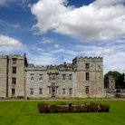 Picture - The Chillingham Castle and grounds.