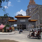 Picture - Chinatown in Havana.