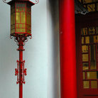 Picture - Red lantern in Chinatown, San Francisco.