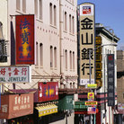 Picture - Chinatown, San Francisco.