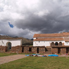 Picture - Chinchero and the famous Sunday market.