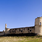 Picture - Ruins of the Chinchon Castle.