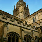 Picture - Christ Church college Tower, Oxford.