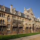 Picture - Christ Church College in Oxford.
