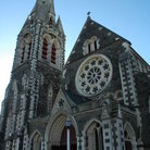 Picture - The Cathedral in Christchurch.