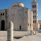 Picture - Church of St Donat in Zadar.