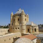 Picture - Dormition Church in Jerusalem.