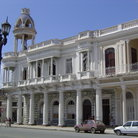 Picture - Building in Cienfuegos.