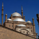 Picture - The Saladin Citadel in Cairo.
