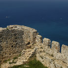 Picture - Alanya Castle.
