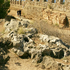 Picture - Fortress of Alanya.