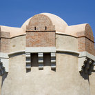 Picture - Detail of the Citadel at St Tropez.