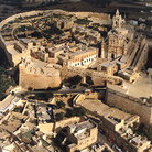 Picture - The Citadel in the town of Victoria on the Maltese island of Gozo.