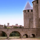Picture - The Petite Canissou in Carcassonne.