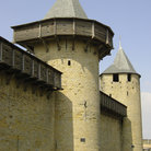 Picture - Petite Oriental, Casserne, & Major Chateaus in Carcassonne.