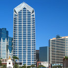 Picture - Buildings in downtown San Diego.