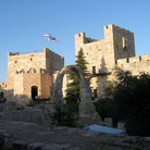 Picture - View of the old city of David in Jerusalem.