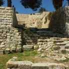 Picture - Ancient Ruins of David's Palace, Jerusalem.