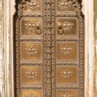 Picture - Door at the Jaipur City Palace.