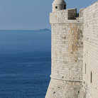 Picture - Walls of Dubrovnik.
