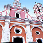 Picture - Cathedral near Plaza Bolivar in Ciudad Bolivar.