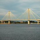 Picture - Clark Bridge in Alton, IL.
