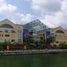 Picture - Riverside Point, Clarke Quay, Singapore.