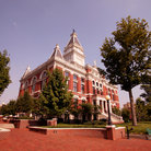 Picture - Montgomery County Courthouse in Clarksville, Tennessee.