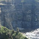 Picture - The view below from the cliffs of Moher.