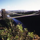 Picture - Clifton Suspension Bridge.