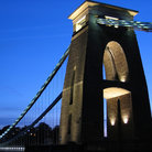 Picture - Clifton Suspension Bridge in Bristol.