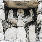 Picture - Detail from the ruins at Coba.