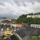 Picture - Colorful buildings of Cobh.