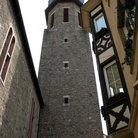 Picture - A large tower in Cochem.
