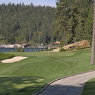 Picture - Couer d'Alene Golf Course.