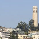 Picture - San Francisco's Coit Tower on Telegraph Hill.