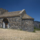 Picture - church of Sant Miquel de Colera.