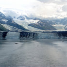 Picture - Harvard Glacier in College Fjord.
