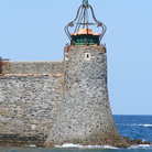 Picture - Old fortification at Collioure.