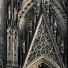 Picture - Entrance of St Peter & St Mary Cathedral, Cologne.