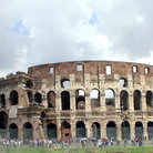 Picture - The Colosseum in Rome.