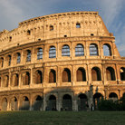 Picture - The Colosseum (72 AD) is the largest ancient structure still standing in Rome.