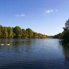 Picture - Lake Elkhorn in Columbia, Maryland.
