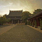 Picture - The Confucius Temple in Shanghai.